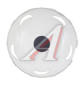 Колпак колеса R-17.5 переднего пластик (белый) AT59360, ТТ-ПЛ-11