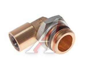 Соединитель трубки ПВХ,полиамид d=10мм (наружная резьба) М22х1.5 угольник латунь CAMOZZI 9502 10-M22X1.5, 9502 10-M22X1.5TC, 893 830 441 2