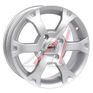 Диск колесный литой NISSAN Almera R15 NS28 S FR Design 4х114,3 ЕТ45 D-66,1