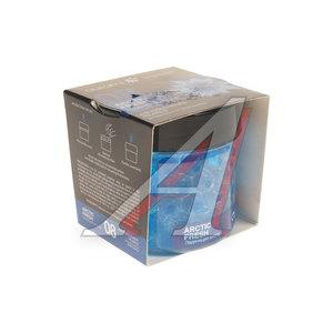 Ароматизатор на панель приборов гелевый (леденящий восторг) Жемчужины AURAMI PRL-08