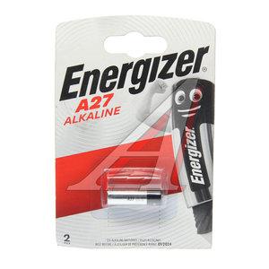 Батарейка A27 MN27 12V (пульт сигнализации) блистер (1шт.) Alkaline ENERGIZER EN-E27Aбл