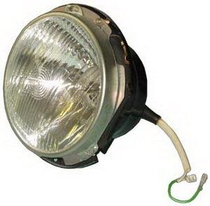 Фара ВАЗ-2106,ГАЗель-Эконом дальний свет левая ОСВАР 833.3711