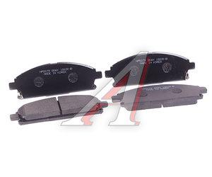 Колодки тормозные NISSAN X-Trail T30, Pathfinder R50 передние (4шт.) HSB HP5079, GDB3293/GDB3312, 41060-8H386