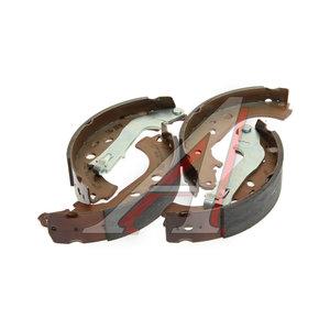 Колодки тормозные FIAT Doblo (05-) задние барабанные (4шт.) TRW GS8738, 77363946/77362756