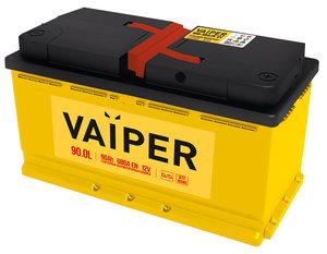 Аккумулятор VAIPER 90А/ч обратная полярность 6СТ90