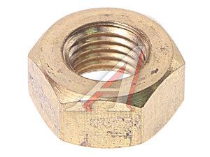Гайка М8х1.0х6 М-2140 коллектора латунная 250511-П29
