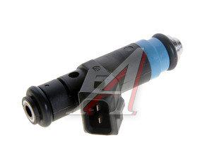 Форсунка ВАЗ-2110 SIEMENS (голубая тонкая) АВТЭЛ 20735, Siemens (20735) (голубая тонкая), 2111-1132010-02