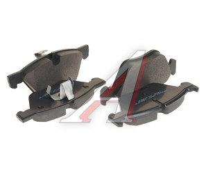 Колодки тормозные BMW E90, E60 (1.8/3.0) (03-) передние (4шт.) HSB HP9691, GDB1559, 34116763617