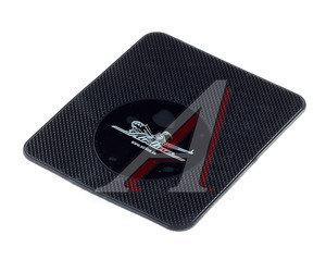 Коврик на панель приборов противоскользящий 138х160 черный AIRLINE ASM-BB-03