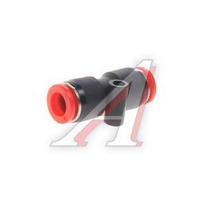 Соединитель трубки ПВХ,полиамид d=8мм прямой UC A7195, 07009314