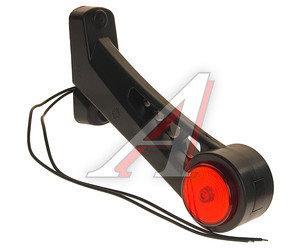 Фонарь габаритный LED 12-24V (декор-круг, L=180мм, 2-светодиодов, 2 цвета) АВТОТОРГ НК-1240/LED, AT22540