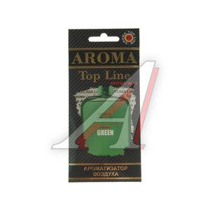 Ароматизатор подвесной пластина (№15 Lacoste Green) TOP LINE TOP LINE №15 Lacoste Green
