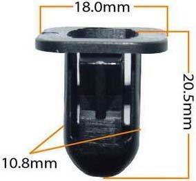 Пистон обивки универсальный KJ-425 MASUMA KJ-425