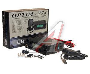 Радиостанция автомобильная OPTIM 778 OPTIM 778