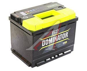 Аккумулятор DOMINATOR 62А/ч 6СТ62з, 83199