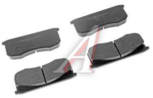 Колодки тормозные УАЗ-3160,Хантер,Патриот передние (4шт.) FINWHALE V220, 3160-3501090