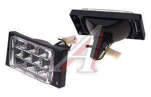 Заглушка ВАЗ-2110-2115 PRO SPORT противотуманных фар черная комплект RS-07040