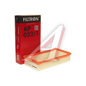 Фильтр воздушный BMW X5 (00-06) FILTRON AP032/1, LX494, 13721742201