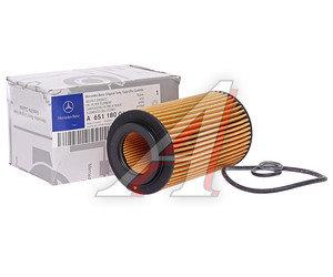 Фильтр масляный MERCEDES C (W204),E (W212),GLK (X204),V (W639),Sprinter (OM651) OE A6511800109, OX153/7D2