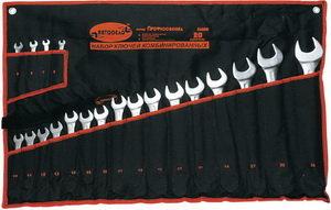 Набор ключей комбинированных 6-32мм 20 предметов в сумке изгиб 75град. АВТОДЕЛО АВТОДЕЛО 36200, 13969