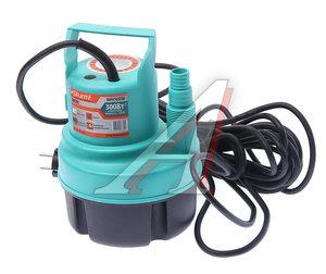 Насос погружной дренажный для чистой воды 300Вт 81.6л/мин. глубина погр 5м (от 3мм) подача 5м STURM WP9703SW