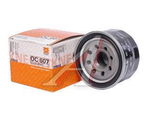 Фильтр масляный MITSUBISHI Pajero Mini (96-) MAHLE OC607, 1230A040