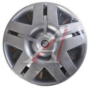 Колпак колеса R-14 серый комплект 4шт. ТРИНИТИ ТРИНИТИ R-14