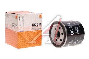 Фильтр масляный SKODA Fabia (01-) (1.4) (замена на OC295) MAHLE OC314, 047115561G
