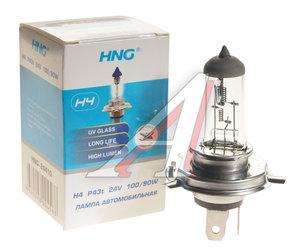 Лампа 24V H4 100/90W P43t-38 HNG 24410, HNG-24410