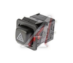 Выключатель кнопка ВАЗ-21093 аварийной сигнализации АВТОАРМАТУРА 83.3710-05.03