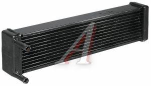 Радиатор отопителя КРАЗ-255,256,250,260,6510 медный 3-х рядный ШААЗ 250-8101060, 250Ш-8101060