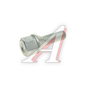 Болт колеса М12х1.25х30 ВАЗ-2108-2112 литой диск под ключ 19мм 21120-3101040-00, 2112-3101040