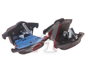 Колодки тормозные VOLVO XC90 задние (4шт.) TRW GDB1566, 30793093