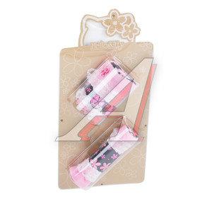 Набор аксессуаров (накладки на рычаг стояночного тормоза и ручку КПП) HELLO KITTY FHK-009