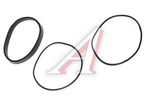 Кольцо ЯМЗ гильзы уплотнительное комплект (3 поз./3дет.) ТК МЕХАНИК 236-1002024/40 СБ, 02-10-141М, 236-1002024