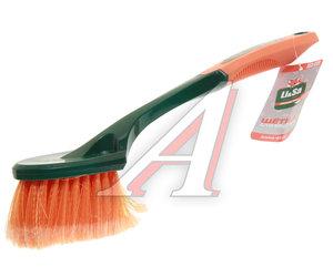 Щетка для мытья автомобиля 40см прорезиненная ручка LI-SA 39786 Nova Bright, LS006 Li-Sa