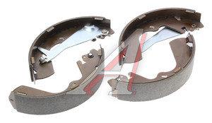 Колодки тормозные HYUNDAI Starex H-1 (-02) (2WD) задние барабанные (4шт.) HSB HS0009, GS8696, SB000102