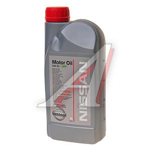 Масло моторное MOTOR OIL DPF KE900-90033 синт.1л SAE5W30 OE KE900-90033, NISSAN 5W30