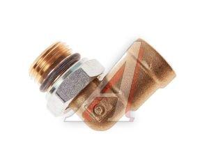 Соединитель трубки ПВХ,полиамид d=8мм (наружная резьба) М16х1.5 угольник латунь CAMOZZI 9502 8-M16X1.5, 893 821 970 0