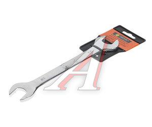 Ключ рожковый 20х22мм сатинированный ЭВРИКА ER-32022
