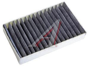 Фильтр воздушный салона ВАЗ-1118,2123 угольный Фильтр-Сервис 1118-8122010 ВФ-011К, VF-018u, 1118-8122010