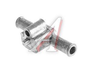 Патрубок ВАЗ-2108 подогрева карбюратора металл 2108-1107755