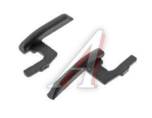 Прокладка УАЗ крышки коленвала задняя комплект 2шт. 21-1005162/63, 21-1005162