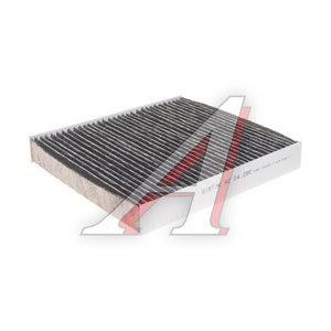 Фильтр воздушный салона FORD Focus (04-) VOLVO C30,C70,S40,V50 (угольный) SIBТЭК AC08C, AC0408C/AC0408C