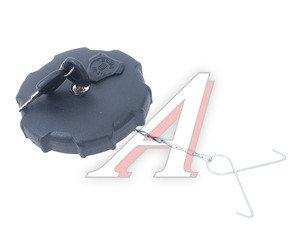 Крышка бака топливного КАМАЗ полуоборотная с ключом пластик FAH-LER FAH 80 AN, 65115-1103010