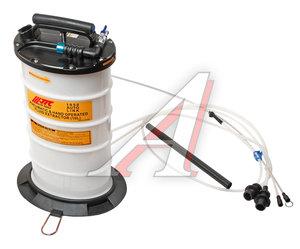 Приспособление для откачивания технических жидкостей 10л ручное и пневматическое JTC JTC-1050