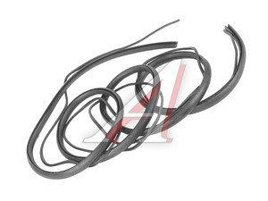 Уплотнитель стекла ЗИЛ-130 ветрового в сборе с замком 130-5206050-А