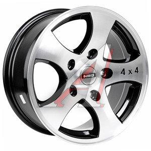 Диск колесный литой LADA 4x4 CHEVROLET Niva R16 BD NEO 641 5x139,7 ЕТ35 D-98