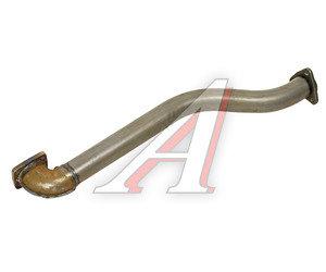 Труба приемная глушителя УРАЛ-4320 дв.ЯМЗ передняя левая (ОАО АЗ УРАЛ) 4320Я-1203008