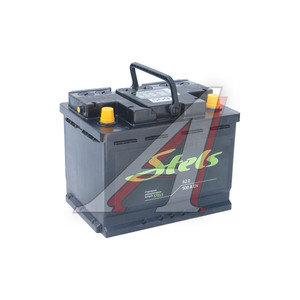 Аккумулятор STELS 62А/ч обратная полярность 6СТ62